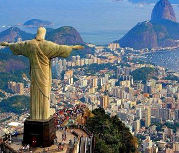 10 cidades mais visitadas do Brasil